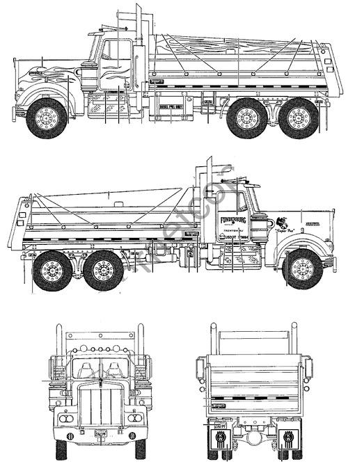 Similiar Dump Truck Length Keywords