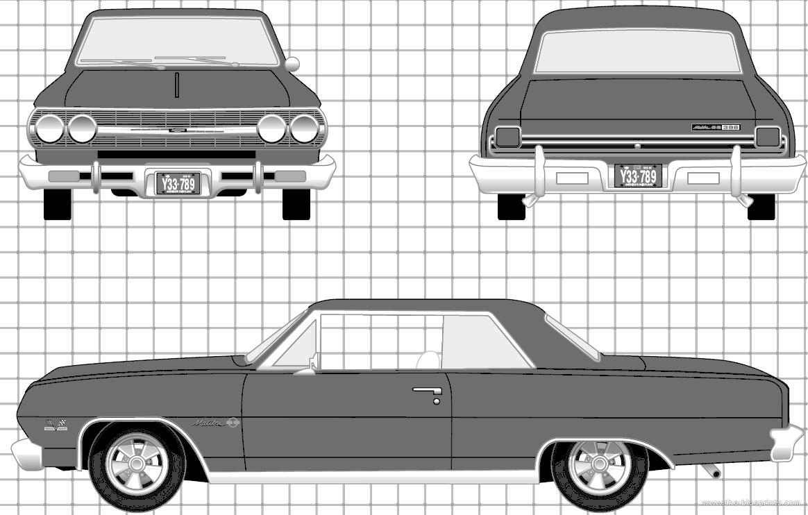 Similiar Chevy Chevelle Blueprints Keywords
