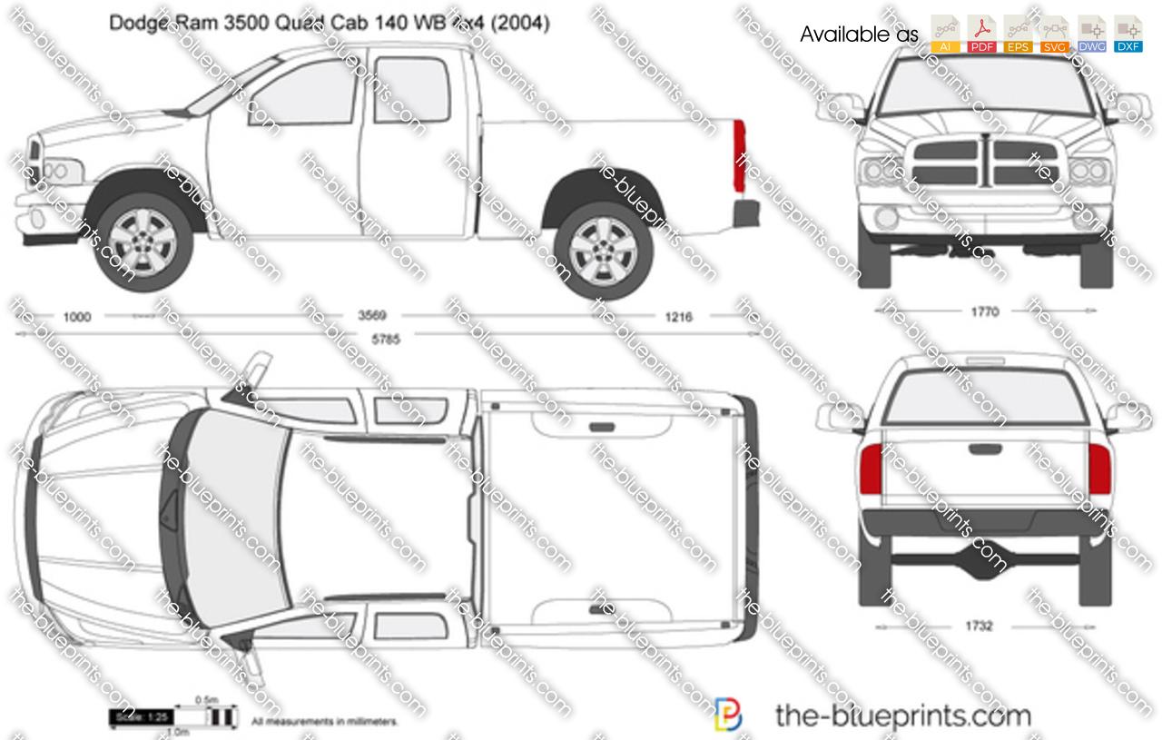 dodge ram 1500 quad cab bed dimensions sketch coloring page. Black Bedroom Furniture Sets. Home Design Ideas